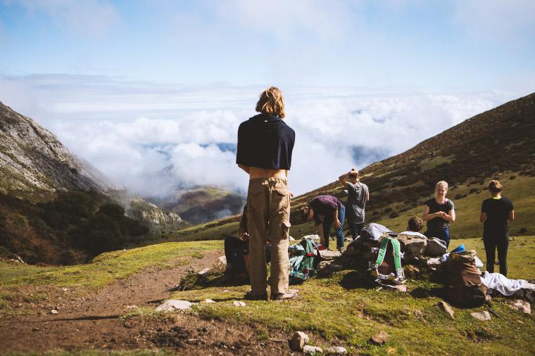 Wandern in den Picos de Europa